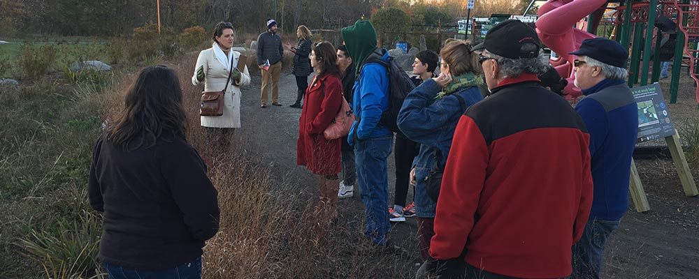 Green Infrastructure Tour