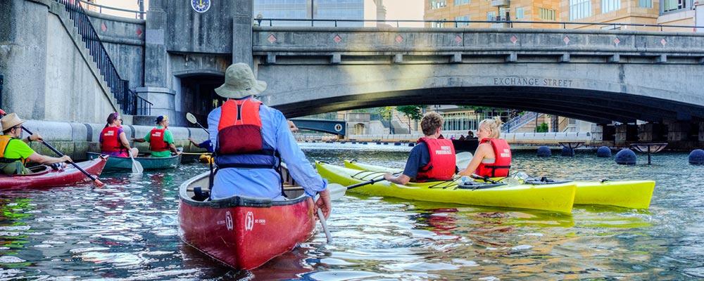 Providence Paddle Tours